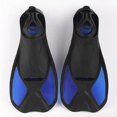 Snorkeling Diving Swimming Fins Adult/kids Flexible Comfort Swimming Fins Submersible Foot Children Fins Flippers Water Sports