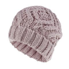 шапка cap hatNew Women Girls Keep Warm Winter Casual Knitted Hat Wool Hemming Hat Ski Hat шапка женская Purchasing Free shipping