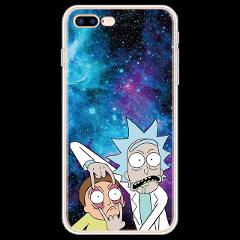Rick And Morty Case FOR iphone 7Plus For iPhone X XS Max Case For iPhone 6S 6 7 8 Plus Soft TPU Cover For iPhone XR 11 Pro Max
