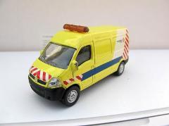 1:64 advanced metal diecast model car,high simulation RENAULT KANGOO truck,swat cop alloy car,toy vehicles,free shipping