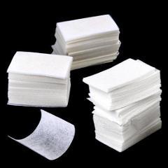 New 400pcs/set Nail Art wipe Manicure Polish gel nail Wipes Cotton Lint Cotton Pads Paper Acrylic Gel Tips