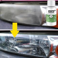 20ml HGKJ Auto Car Accessories polishing headlight agent bright white headlight repair lamp Cleaning Window Glass Cleaner TSLM1