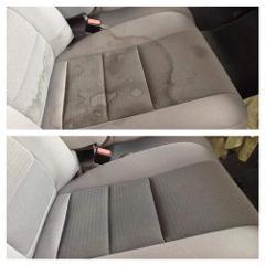 HGKJ Car Seat Sofa Interior Cleaner Liquid Car Leather Cleaner Repair Kit Car Interior Cleaner Automobile Wash Maintenance Spray