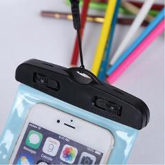 """MESKEY Waterproof Case For Phone Pouch Bag 6.0"""" Underwater Luminous Phone Case For iPhone Huawei Xiaomi Android Cover Universal"""