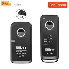 Pixel T8/E3 Wireless Shutter Release Remote Control For Pentax Samsung Canon 700D 1100D 1000D 650D 350D DSLR Camera VS TW-283