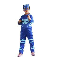 PJ Masks Christmas Children's Pajamas Performance Costume Party Cosplay Clothes Watch Children's Toys Gifts for Children