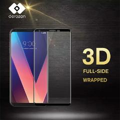 Screen Protectors For LG V30 Glass V30 Plus For Huawei P10 P20 Lite Mate 9 10 Pro Nokia 6 5 3 8 Tempered Glass 3D Film