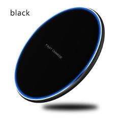 Qi Wireless Charger For iPhone 11 8 X XR XS Max QC3.0 10W Fast Wireless Charging for Samsung S9 Note 9 S10 USB Charger Pad