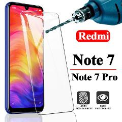 9H Glass For Xiaomi Redmi S2 5 6A Note 4X 5 6 Pro Redmi Note 7 Protective Glass On The For Xiomi Red Mi S2 Glass Film Protector