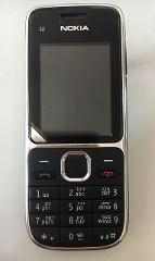 Original Nokia C2 C2-01 Unlocked Mobile Phone Refurbished Cellphones& Hebrew Russian Arabic keyboard
