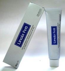 LINOLA FETT treatment of mild & moderately severe forms of atopic dermatitis 50g