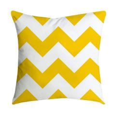 Pineapple Leaf Yellow Pillow Case Sofa Car Waist Throw Cushion Cover Home Decor Pillowcase Sofa Decorative Cushions
