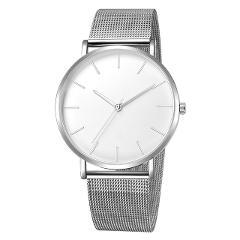 Women Watch Rose Gold Montre Femme 2019 Women's Mesh Belt ultra-thin Fashion relojes para mujer Luxury Wrist Watches reloj mujer
