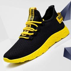Men Sneakers Casual No-slip Men Vulcanize Shoes Breathable Male Air Mesh Lace up Wear-resistant Shoes tenis masculino