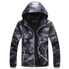 Mountainskin Camouflage Jackets Men's Coats 2020 Spring Summer Casual Camo Male Jackets Army Military Men Outerwear Slim SA215