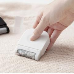 2019 New Lint Clothes Sweater Shaver Fluff Fuzz Fabrics Portable Remover Pill Handheld #NN01017