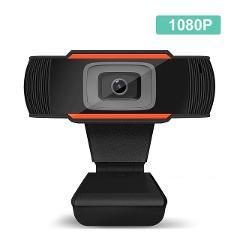 Webcam 1080P 720P 480P Full HD Web Camera Built-in Microphone USB Plug Web Cam For PC Computer Mac Laptop Desktop YouTube Skype
