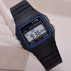 Watch Children Boys Girls Watch For Kids Children Analog Digital Scale Sport Watch LED Luminous Alarm Clock Watch