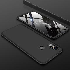 For Xiaomi Redmi Note 6 Pro Mi A1 A2 8 360° Full Protect Slim Hybrid Case Cover