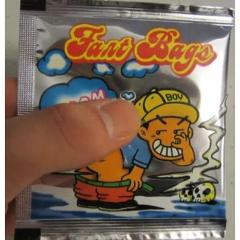 New Gadget Smelly Package Fart Bomb Bag April Fool's Day Halloween Creative Prank Bromas Stench Bag Funny Gadgets Toys