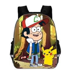 student School Bags Anime Gravity Falls Dipper Pines school bag backpack Daily Leisure Notebook Travel backpacks