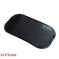 Car Anti Slip Mat Black Silica Gel Magic Sticky Pad Car Dashboard anti slip pad for Cell Phones,sunglasses,MP3 Players