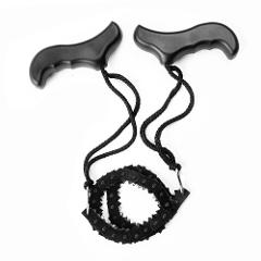 Pocket Chain Saw Hand Chainsaw 52cm Outdoor Survival Emergency Survival Hand Tool for Camping Hiking with Plastic Handle