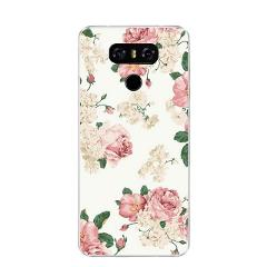 For LG G6 Case Cover 5.7 Clear Printing Soft TPU Back Cover For LG6 LGG6 G 6 H870DS H870 Silicone Protecor Fundas Phone Cases