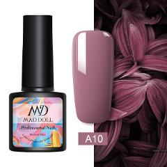 MAD DOLL 8ml Gel Nail Polish Colorful Red Black Pink Series UV Gel Soak Off Gel Polish Varnish Permanent One-shot Color Nail Art