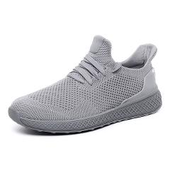 Running Shoes for Men 2019 Summer New Men Sneakers Lace Up Low Top Jogging Shoes Man Athletic Footwear Breathable Sale Sports