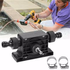 Portable Electric Drill Pump Self Priming Transfer Pump Oil Fluid Water Pump 2019 NEW Home Improvement Water Pump