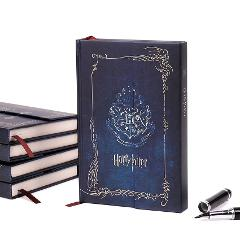 New Planner Magic Book Harry Potter Notebook Diary With 2018-2020 Calendar Retro Hard Cover Agenda Schedule