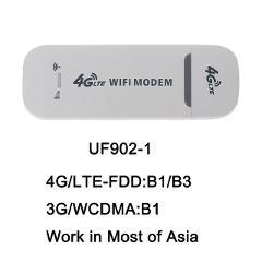 TIANJIE 4G LTE USB Modem Wifi Router Unlock Wireless Network Adapter Modem Stick 3G/4G  SIM Card slot Mobile Wifi Hotspot Router