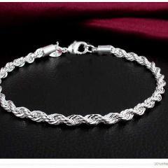925-sterling-silver bracelet jewelry pulseira feminina bracelets women pulseiras pulseras sterling 925 brazaletes bangle charm 1