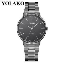 Top Brand Luxury Mens Watches NEW Fashion Casual Stainless Steel Band Quartz Watch Men Wristwatch Male Clock Relogios Masculinos