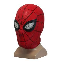 Color Cosplayer Spider Man Hero Expedition Dutch Brother Mask Headgear Latex Halloween Cosplay Role-playing Props