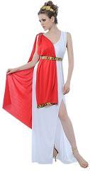 Halloween Roman Princess   Greek Goddess Cosplay Costumes  Arabic Prince Caesar Fancy Dress Party Women Men Athena Costume