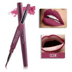 20 color lip makeup lipstick lip liner waterproof long-lasting red lip pencil lipstick nude makeup ladies cosmetics