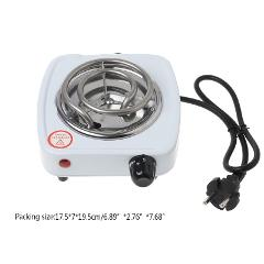 500W Electric Stove Hot Plate Burner Travel Cooking Appliances Portable Warmer Mar28