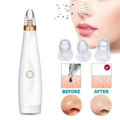 Pore Acne Vacuum Suction Blackhead Remover Black Dot Pimple Remover Tool Face Cleanser Skin Care Microdermabrasion comedon