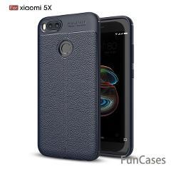 Phone Case For Xiaomi Mi 5X MI A1 MI5X Case Luxury TPU Silicone Imitation Leather Cover For Xiaomi Mi5X Mi 5X MI 5 A1 MIA1