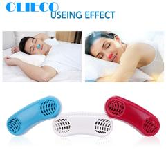 OLIECO Anti Snoring Device Snore Stopper Anti Snore Nose Clip Anti Snore Nasal Dilators Breathing Apparatus Sleep Aid Equipment