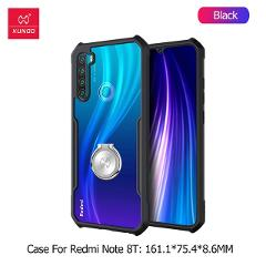 Xundd Case For Redmi Note 8T Shookproof Airbag Cover Transparent Xiaomi Note 8T Cover For Xiaomi Redmi Note 8 With Bumper