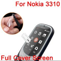 5pcs Ultra Clear TPU Soft LCD Screen Protector Film guard Cover For Nokia 3310 2017 Protective Film (Not Tempered glass)