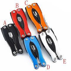 Outdoor Camping Combination Tool Folding Multi-function Pliers Portable Multi-purpose Survival Multi-purpose Tool Knife Pliers