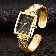 Ladies Watch Retro Women Quartz Watch Bracelet Wrist Watches Lady Dress Clock Luxury Brand Watches Relogio Feminino Montre Femme
