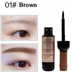 1 pcs Eyebrow Gel Eyebrow Tattoo Shadow Black Coffee Gray Easy to shape Makeup Cosmeitcs