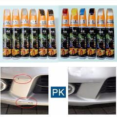 1pcs Car Paint Care Scratch Repair Auto Paint Scratch Care Remover Paint Care Auto Paint Pen White Red Silver Blue Gray Black Ye