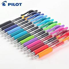 PILOT G-2 Pen 3 Pieces G2 Pen 0.5 mm 0.38 mm 0.7 mm 1.0 mm Japan BL-G2 Gel Pens 2018
