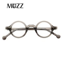 Acetate Prescription Glasses Frames Vintage Round Wooden myopia Eyeglasses Men's Optical Super Small Reading Eyeglasses Frame